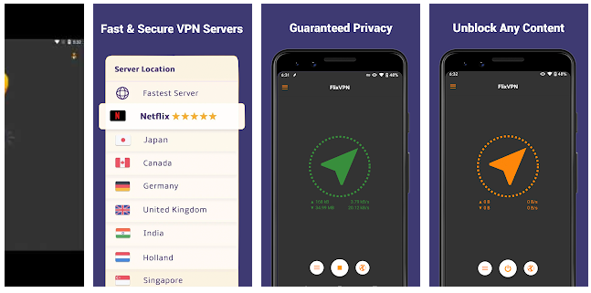 Flix VPN For PC