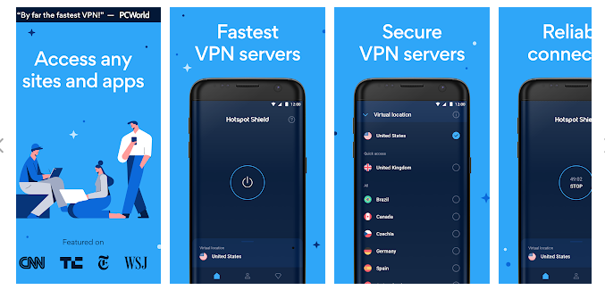 Hotspot VPN For PC