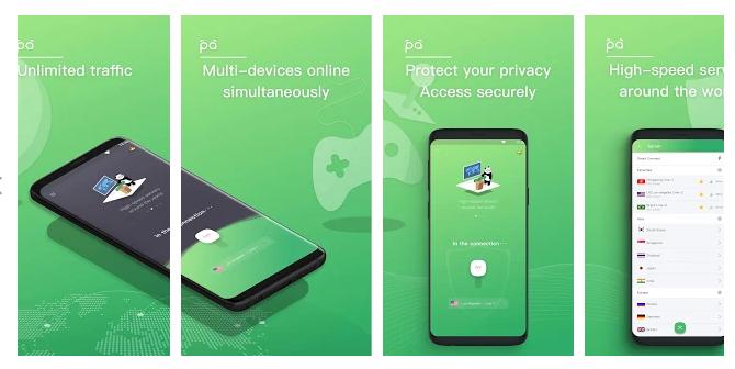 Panda VPN Pro For PC