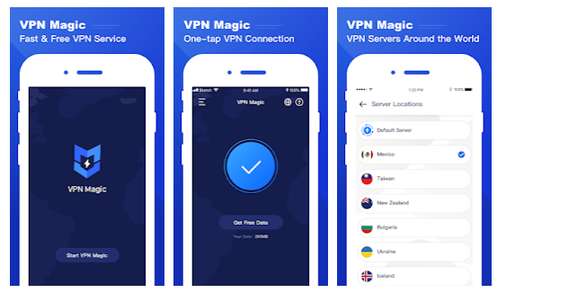 VPN Magic For PC