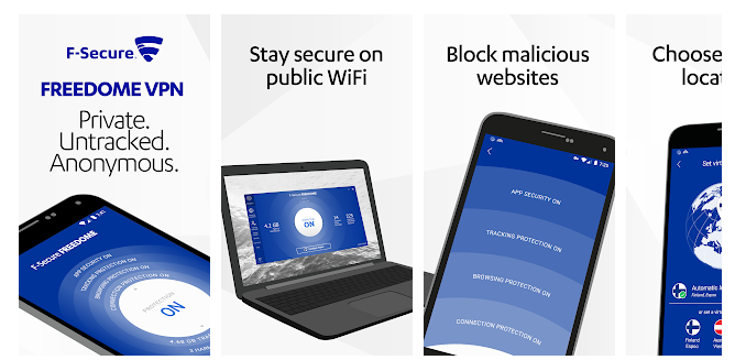 Freedome VPN for PC