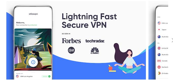 Atlas VPN for PC
