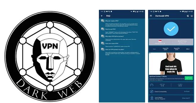 DarkWeb VPN for PC