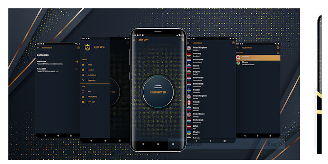 LUX VPN for PC