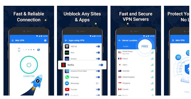 Mini VPN for PC
