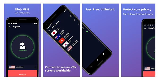 Ninja VPN for PC