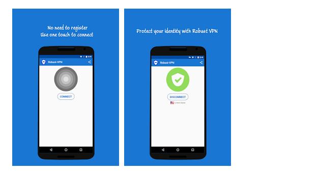 Robust VPN for PC