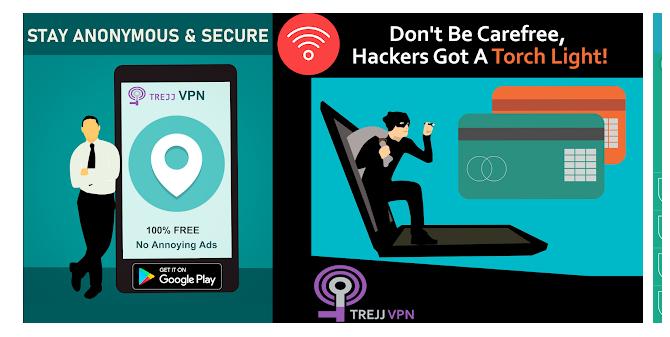 TREJJ VPN for PC