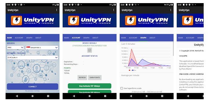 Unity VPN for PC