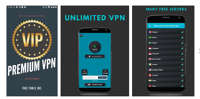 VIP VPN for PC