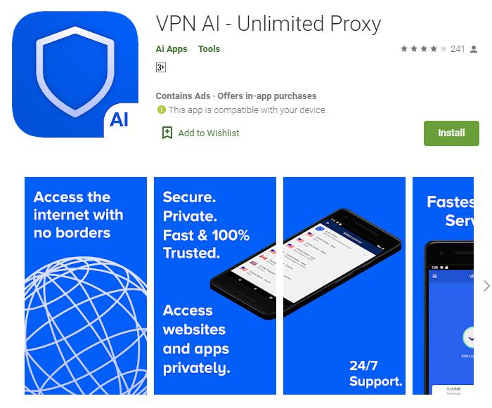 VPN Al for mac