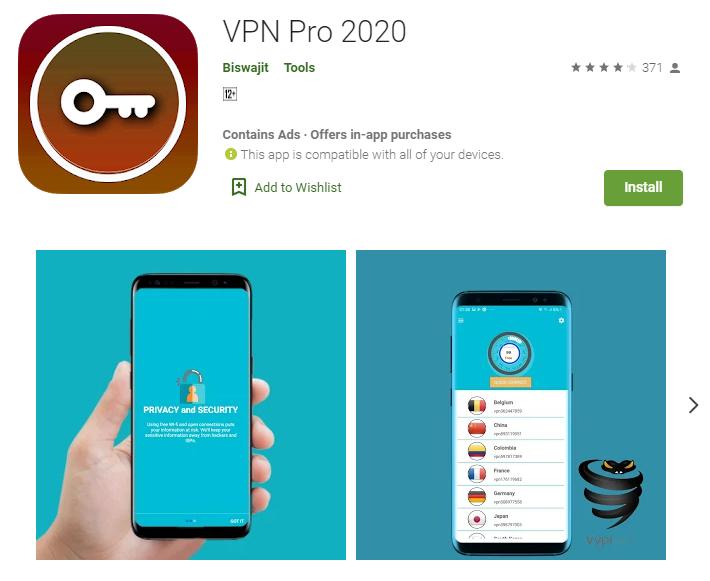 VPN Pro for mac
