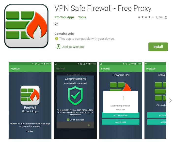 VPN Safe FireWall for mac