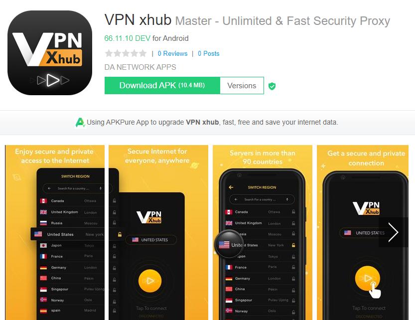 VPN xhub for mac