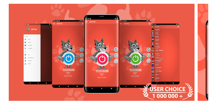 Wolf VPN for PC