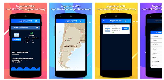 Argentina VPN for PC