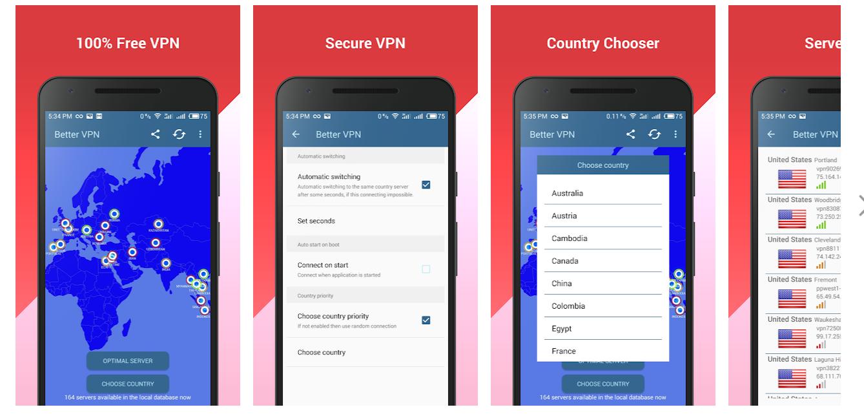 Better VPN for PC
