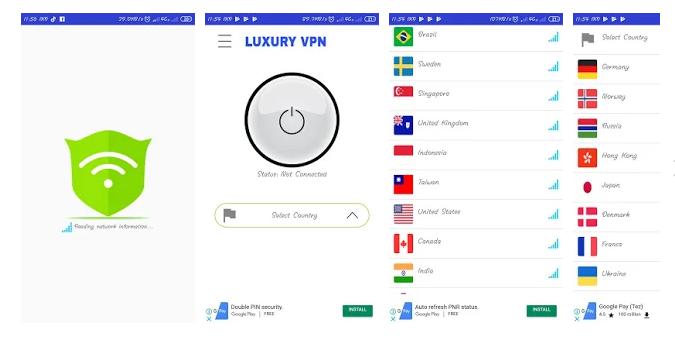 Luxury VPN for PC