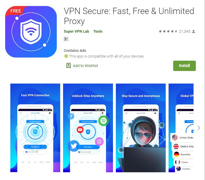 Mag VPN for mac