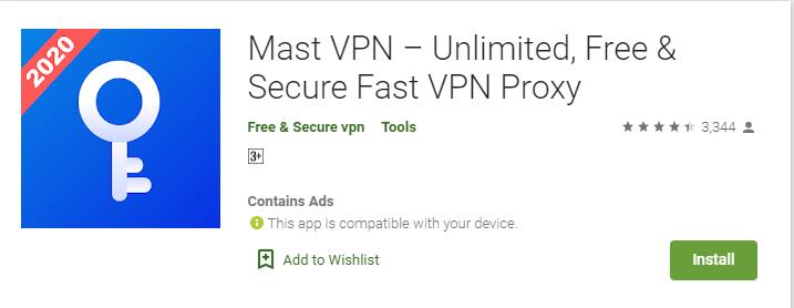 Mask VPN for Mac