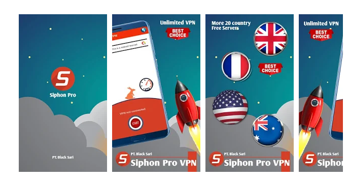 Siphon VPN for PC