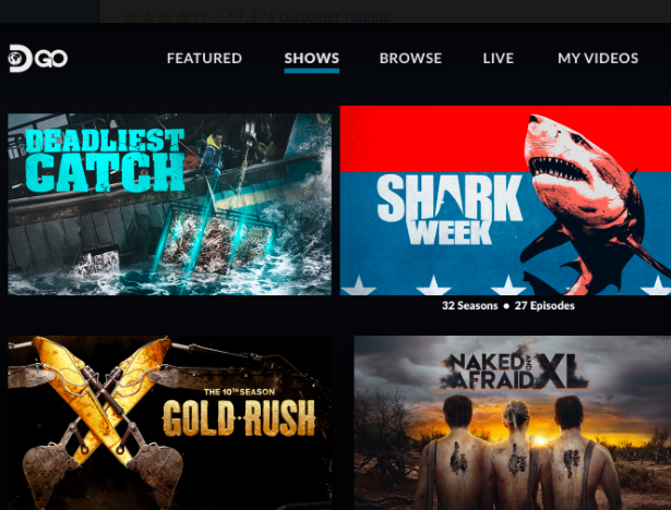 How to Install and Active Discovery Channel on Firestick