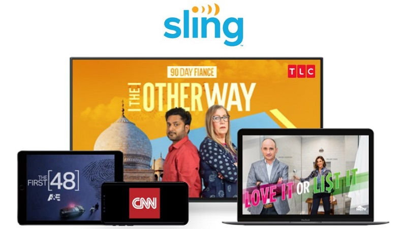 3 Best VPNs for Watching Sling TV Live Anywhere