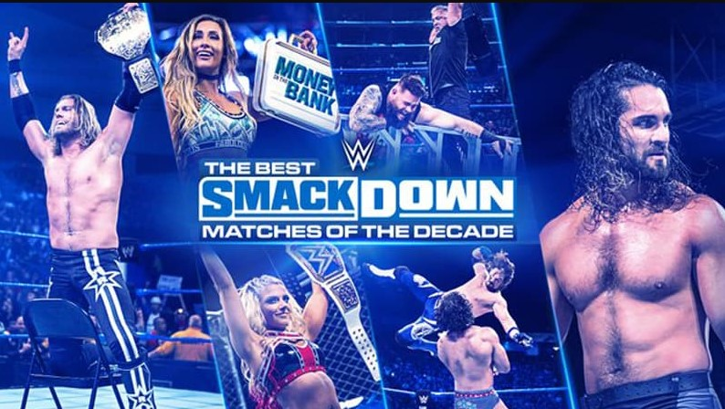 4 Best VPNs for Watching WWE SmackDown LIVE