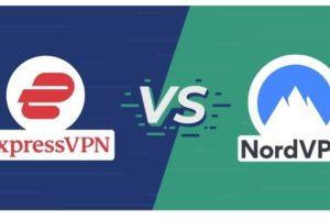 ExpressVPN vs. NordVPN