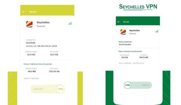 Get Seychelles VPN service