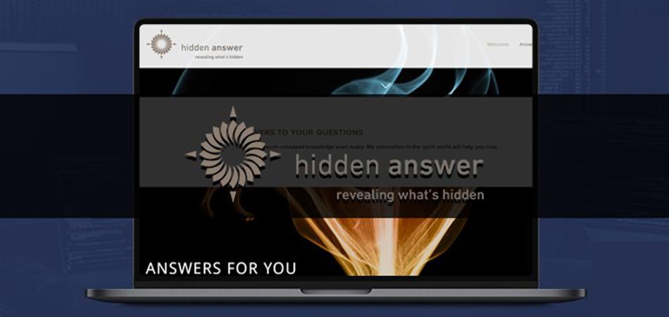 Hidden Answer