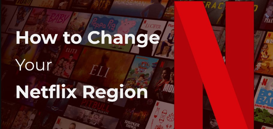 How Can I Change Netflix Region or Country