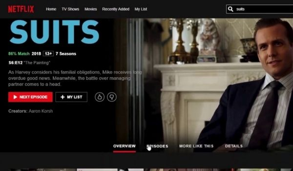 How To Watch Suits Season