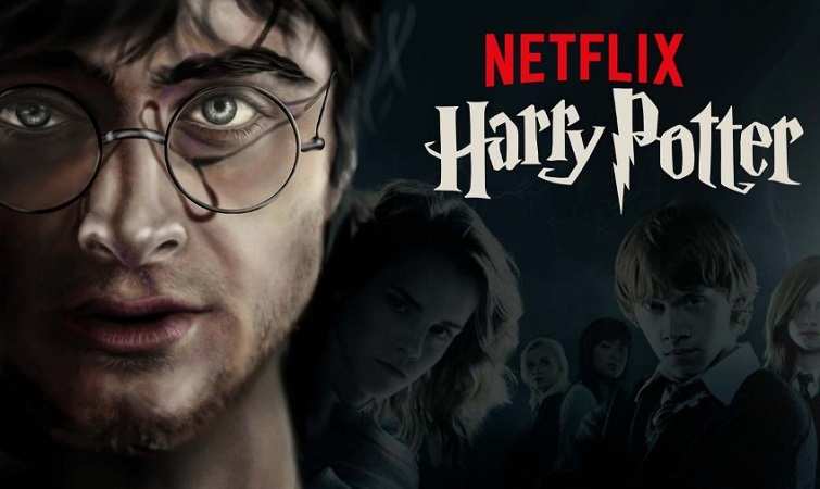 How to Stream Harry Potter on Netflix?