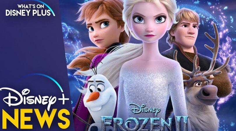 How to Watch Frozen 2 with Disney Plus