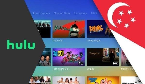 How to Watch Hulu in Singapore with a VPN