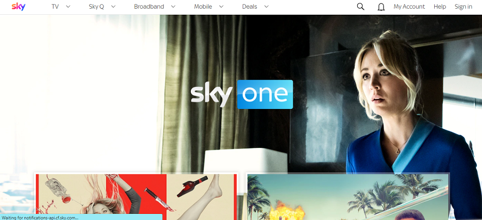 How to Watch Sky One Live Anywhere with VPN