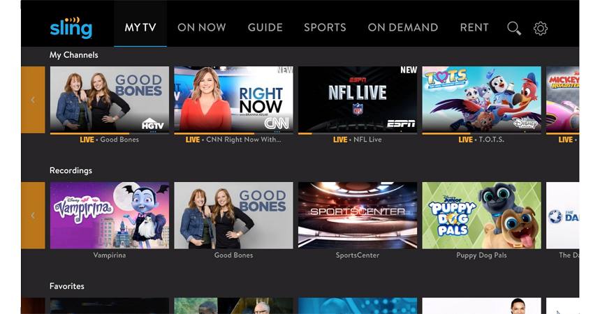 How to Watch Sling TV Live Anywhere