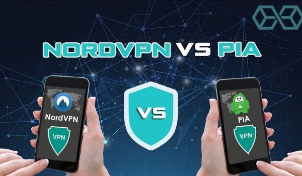 NordVPN vs Pia