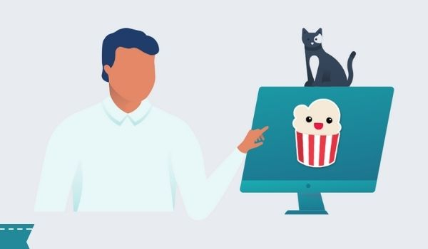 Popcorn Time With a VPN
