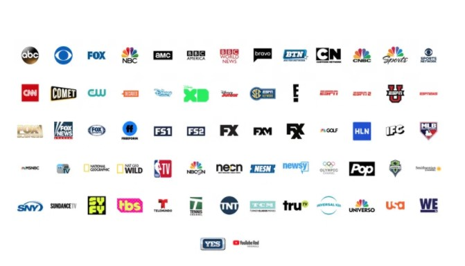 US TV is available