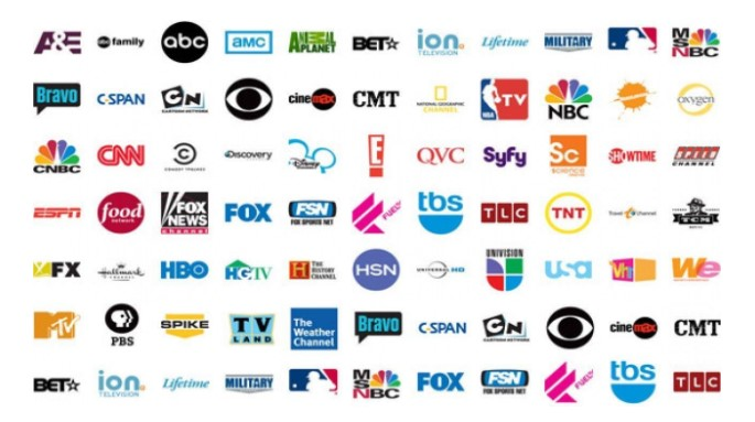 US TV channel