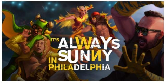 """Search """"It's Always Sunny in Philadelphia"""""""