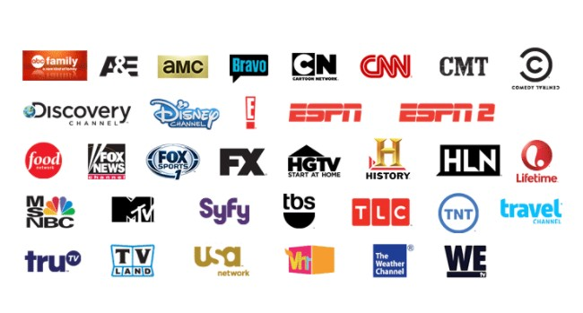 US TV network streaming