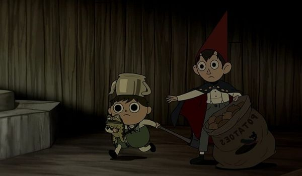 Where To Watch Over the Garden Wall