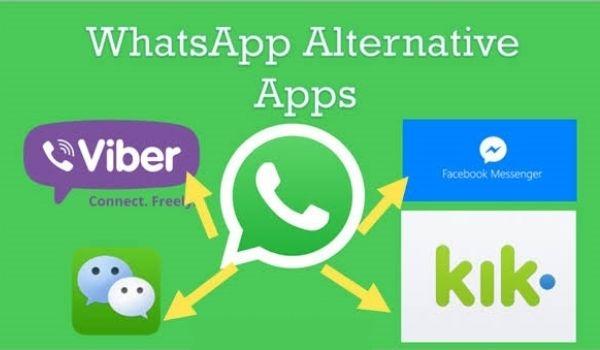 WhatsApp Alternative Chatting Apps