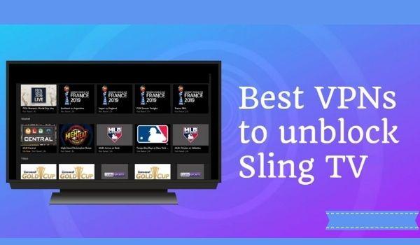 best VPN For Watch Sling Tv In Canada