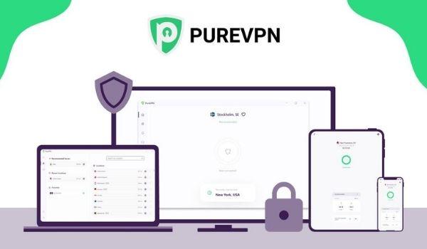 Purevpn server
